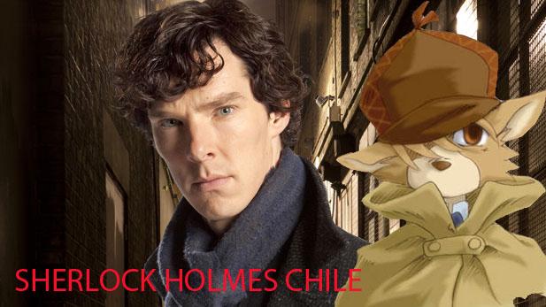 SHERLOCK HOLMES CHILE