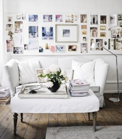 Jen-uinely Inspired: Gallery Wall of Goodness!