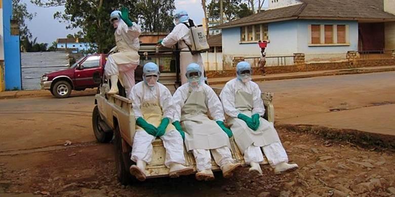 Video Penawar Wabak Virus Ebola EVD