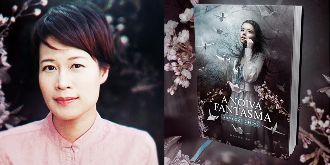 A Noiva Fantasma - Yangzse Choo - DarkSide Books