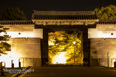 Shannon Hager Photography, Osaka Castle Gate
