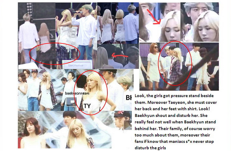 Taeyeon and baekhyun still dating
