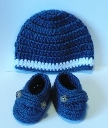 Free Crochet Patterns Booties For Baby Free Crochet Pattern For