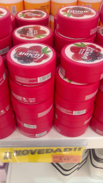 Manteca FruitFusion de Frutos Rojos - Deliplús