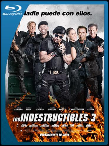 Los Indestructibles 3 (2014) BrRip 1080p Latino