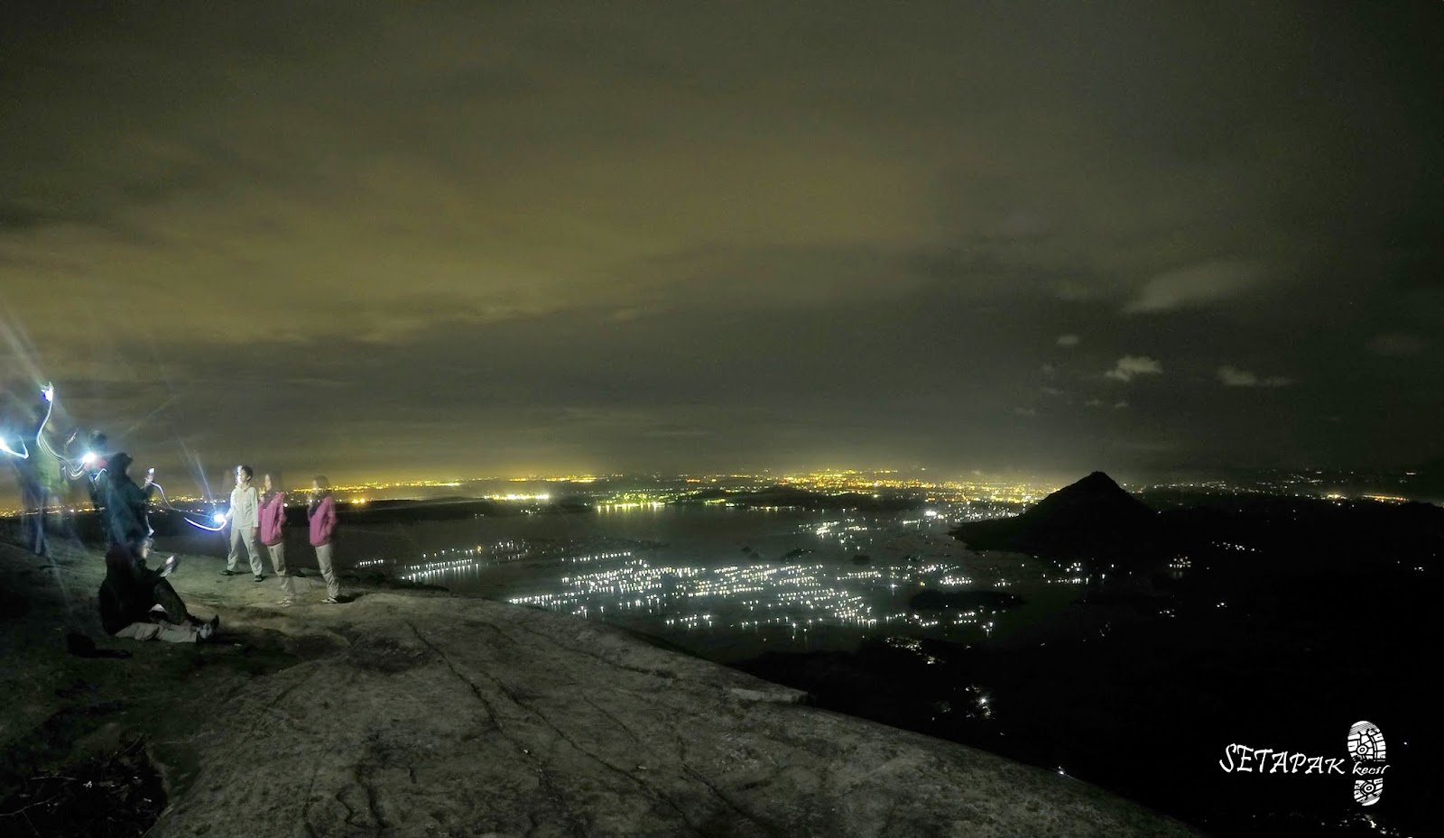 Setapak Kecil Gunung Lembu Tak Terbayangkan Sebelumnya