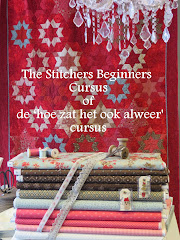The Stitchers Inn beginners cursus