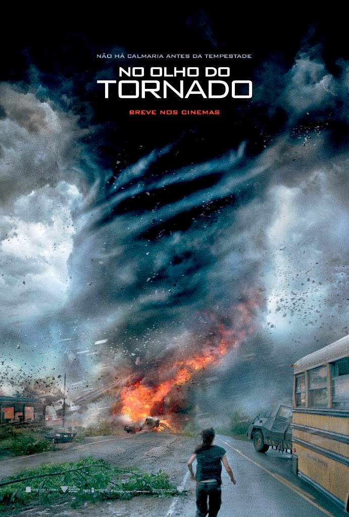 No Olho Do Tornado - Legendado