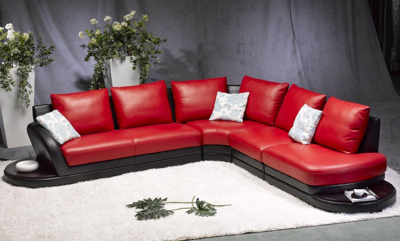 grand canapé cuir