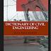 Civil Engineering Dictionary free download