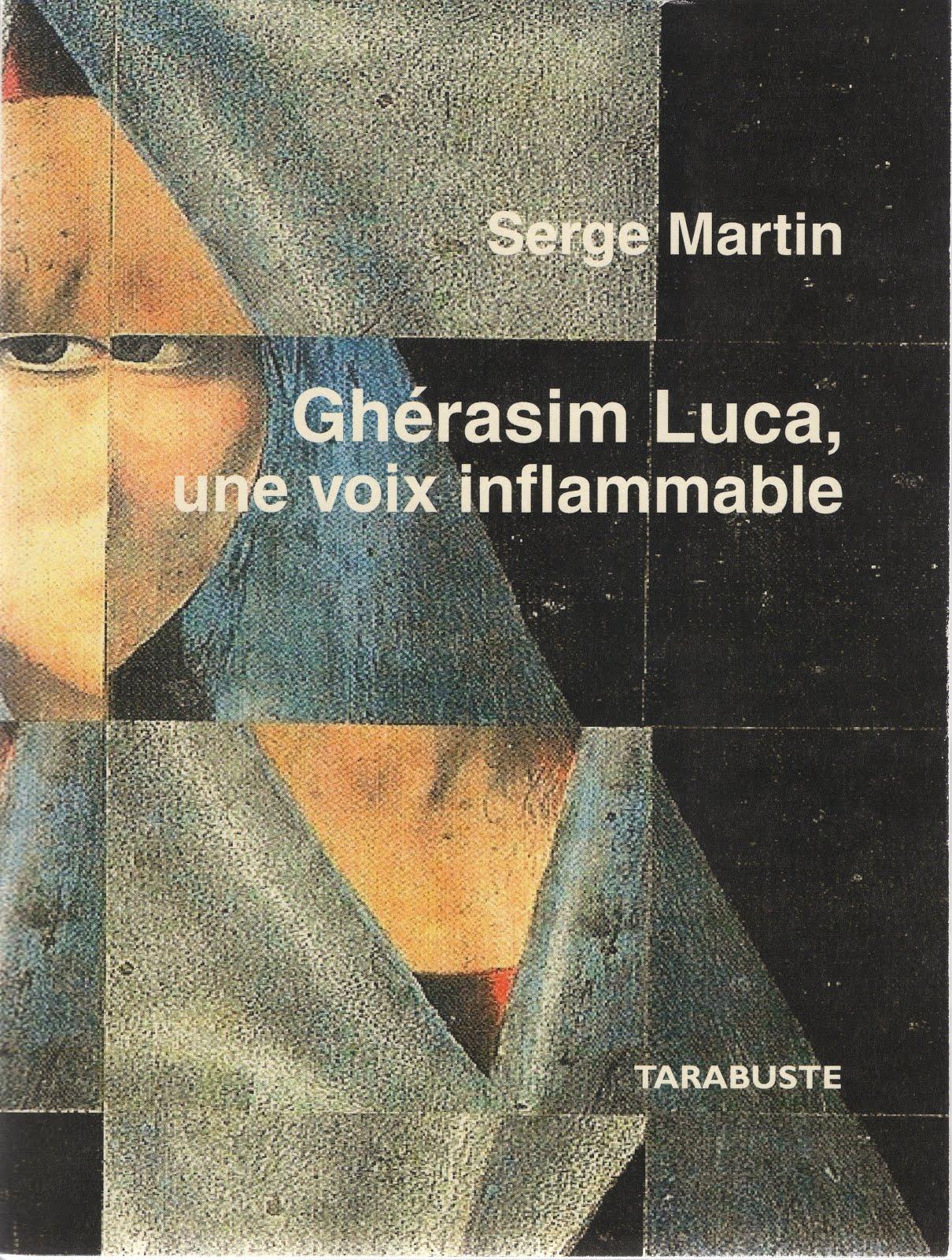 Un essai sur Ghérasim Luca