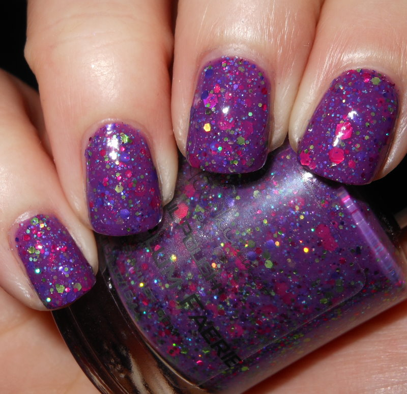 ... have sugar plum faerie to show you today kbshimmer sugar plum faerie