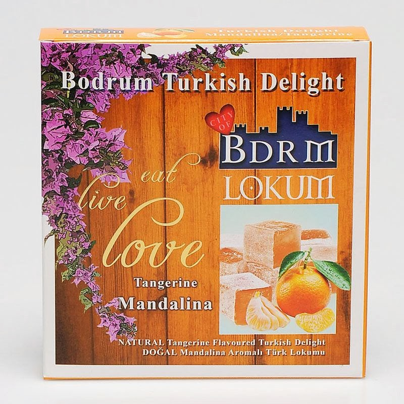 Bodrum Mandalin Lokumu