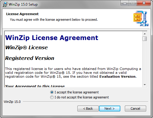 ... download winzip pro 15 key steps to install and crack the winzip pro