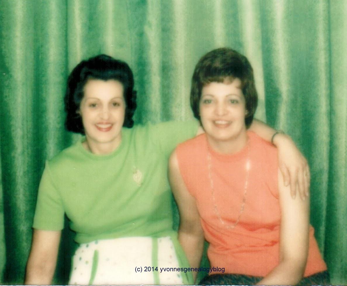 Mariette Desgroseilliers and Jacqueline Desgroseilliers