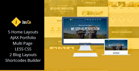 Best WordPress Template