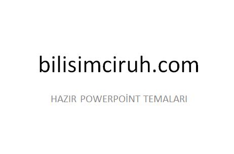 powerpoint temalari