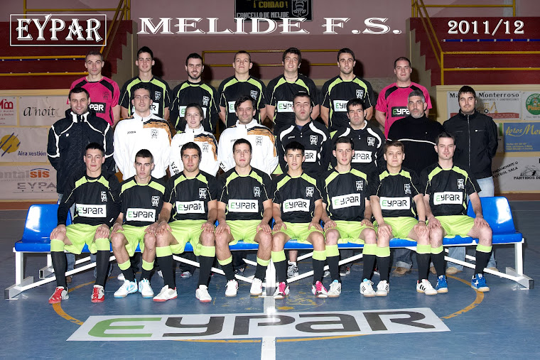 EYPAR Melide Futbol Sala
