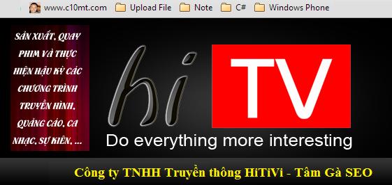 Công ty TNHH truyền thông HITIVI | Hi Ti Vi | hitivi.vn