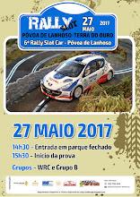 5.ª Prova do Campeonato Regional de Rally Slot 2017