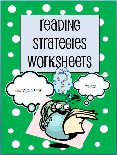 Printables Reading Strategies Worksheets rockin resources reading strategies worksheets worksheets