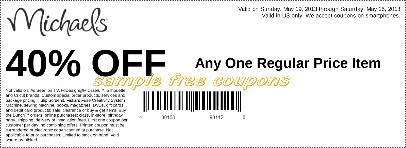 Christmas Tree Store Coupon