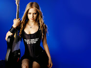 Hollywood Actress Avril Lavigne HD Wallpapers