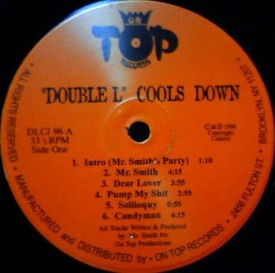 Double L (LL Cool J) – Double L Cools Down (Vinyl) (1996) (192 kbps)
