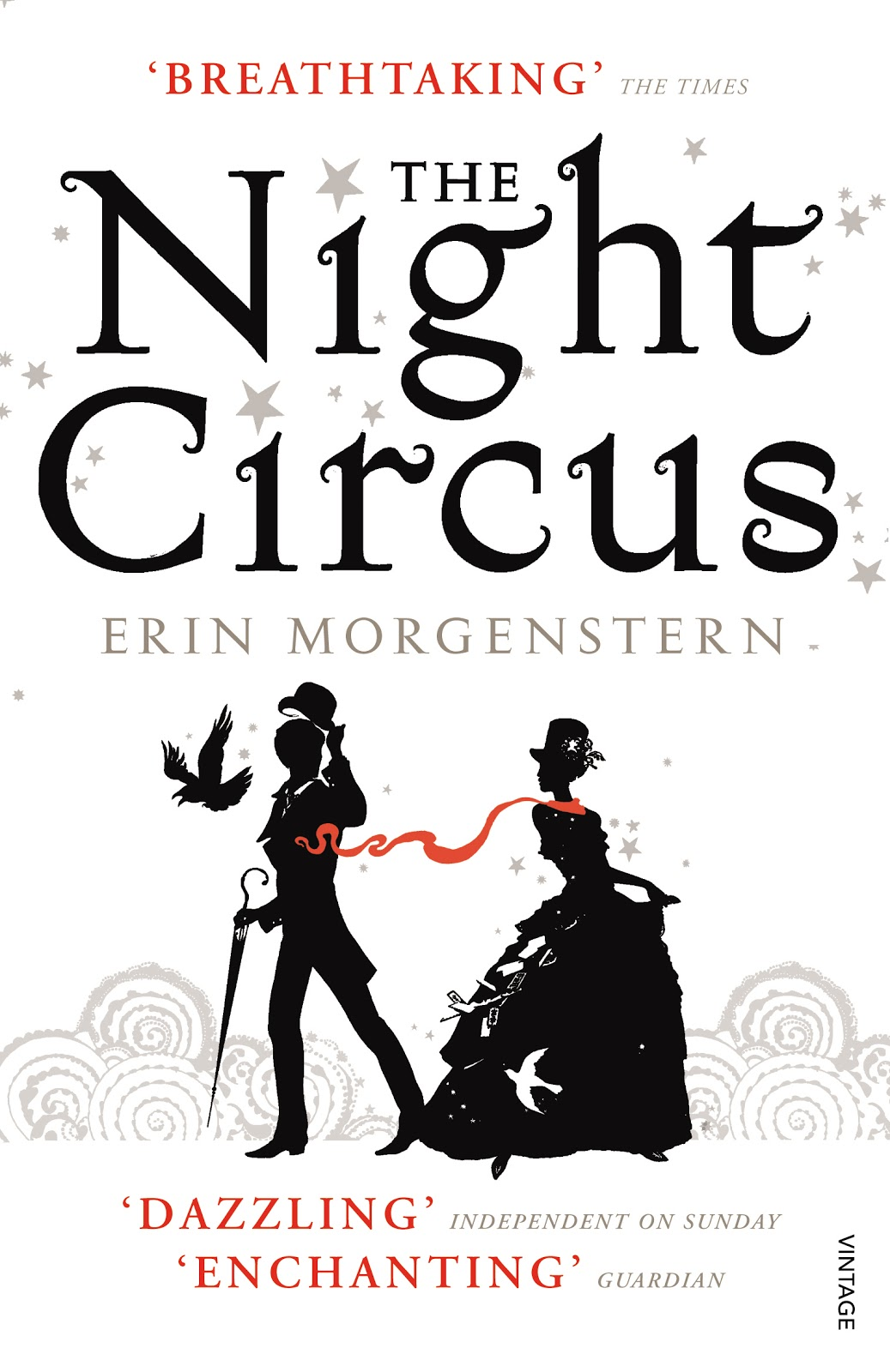 Spend Halloween With Erin Morgenstern And Audrey Niffenegger +++ Night  Circus Halloween Edition Cover Reveal!