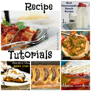 Recipe Tutorial Linkys