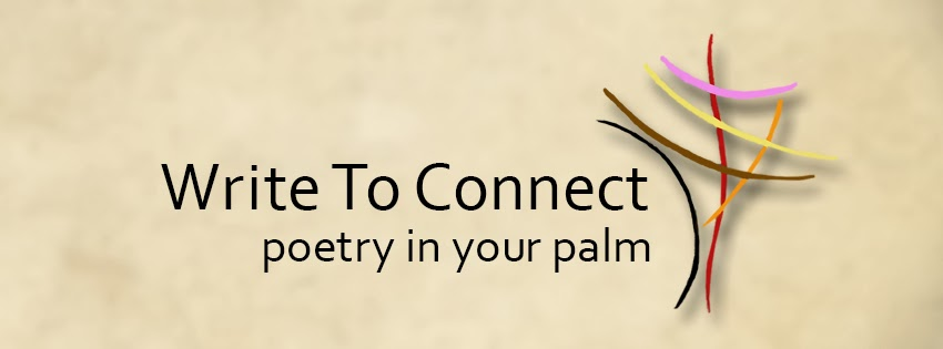 Write to Connect--poetry in your palm