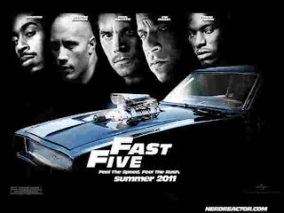 Fast and Furious Fast Five Movie 2011
