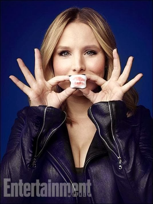 Kristen Bell HQ Pictures Entertainment Weekly Magazine Photoshoot February 2014