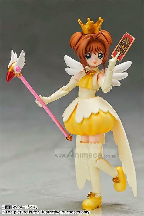 SAKURA KINOMOTO Tobira wo Akete Ver. S.H.Figuarts FIGURE Cardcaptor Sakura BANDAI