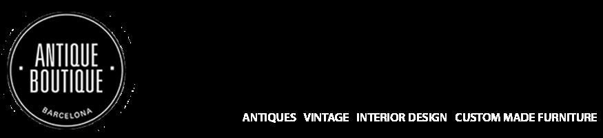Antigüedades. Vintage. Fabricación