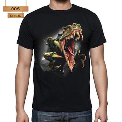 Kaos 3D T-Rex
