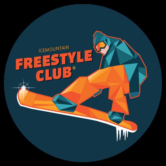 Freestyle Snowboard Club Ice Mountain
