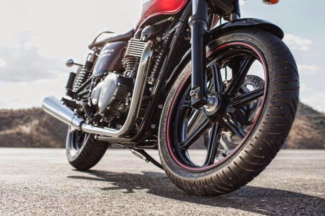 Most Attractive Classic Bike Triumph Bonneville Newchurch