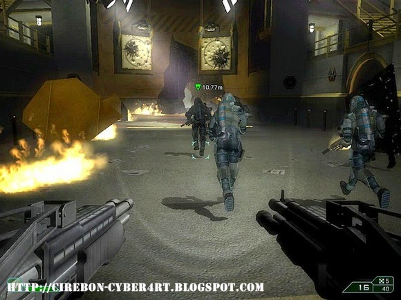 Free Download Area 51 Full RIP