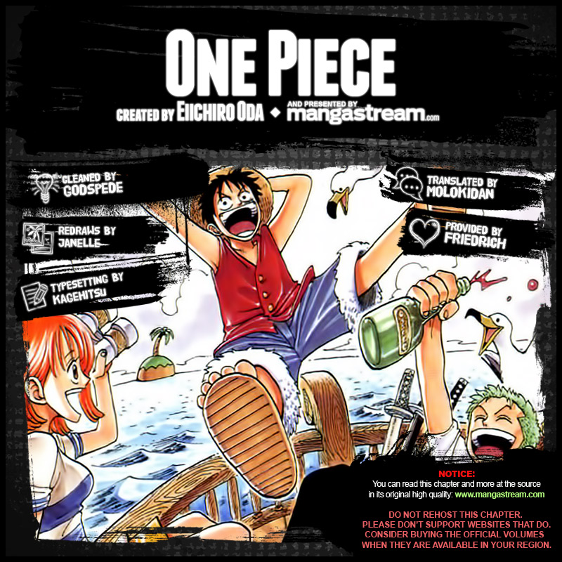 One Piece Chapter 674: Khán giả 021
