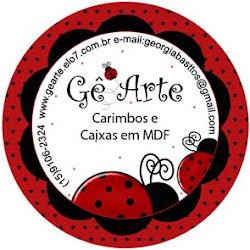Carimbos - Gê arte