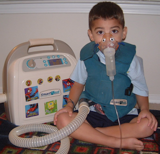 what is a breathing machine called