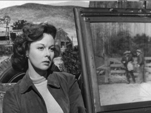 Susan Hayward in The Lusty Men