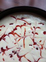 Verdens BEDSTE jordbærcheesecake