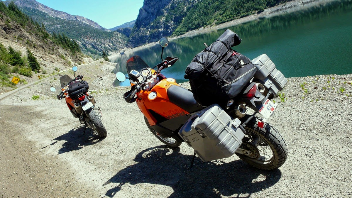 packing tips motorcycle touring