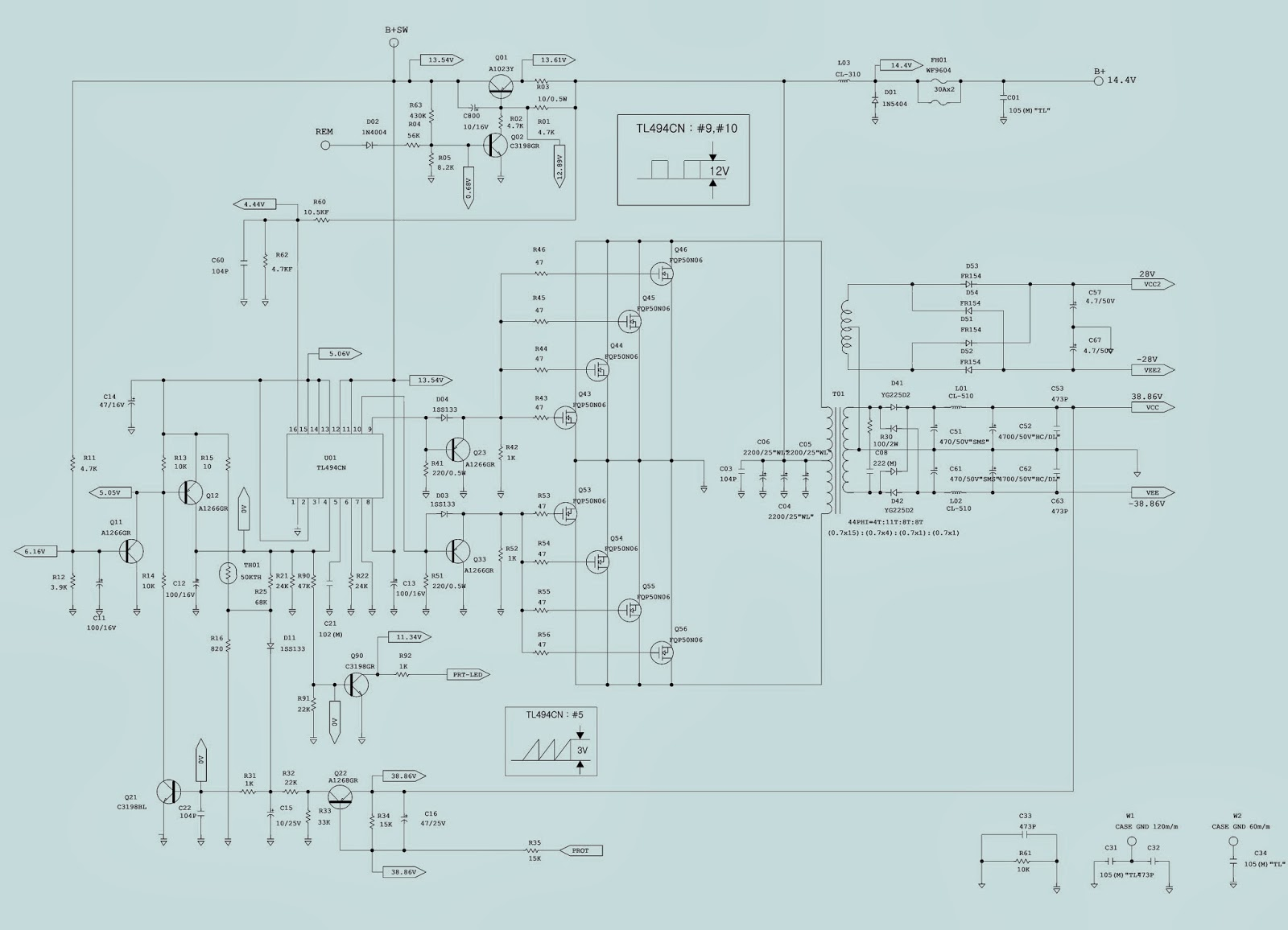 infinity a a channel car amp circuit diagram power connection
