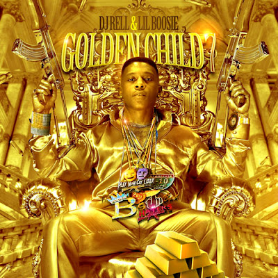 Lil_Boosie-Golden_Child_7_(Hosted_By_DJ_Rell)-(Bootleg)-2011