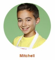 MasterChef Junior Mitchell eliminated