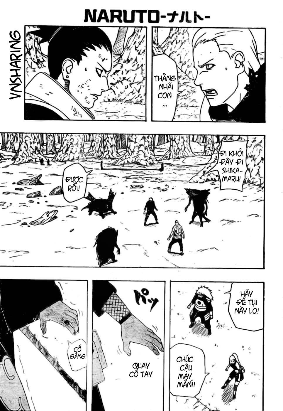 Naruto chap 336 Trang 2 - Mangak.info