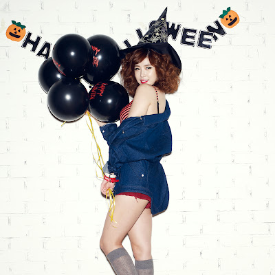 secret hyosung yes